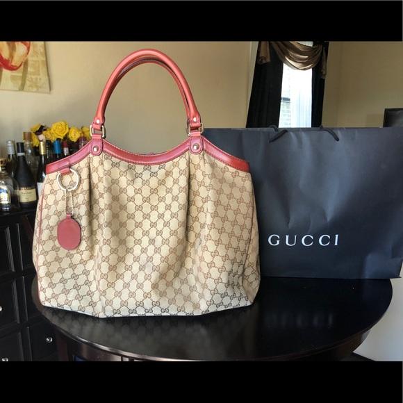 f437488f11f Gucci Handbags - Gucci Sukey Large Tote 211943 FAFXG